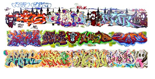 N Scale Custom Graffiti Decals #28, used for sale  Delivered anywhere in USA