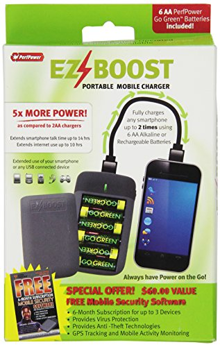 Battery Operated Usb Charger - 6