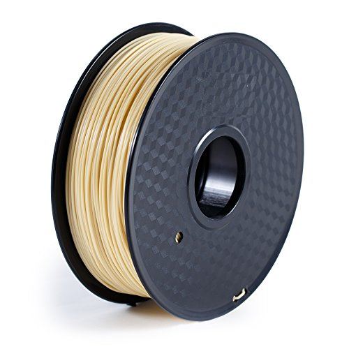 Paramount 3D PLA (PANTONE 7501C Ivory) 1.75mm 1kg Filament [IRL10147501C]
