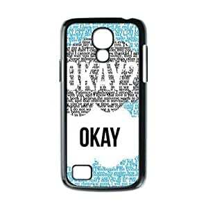 Generic The Fault in Our Stars Protective Case for SamSung Galaxy S4 mini by ruishername