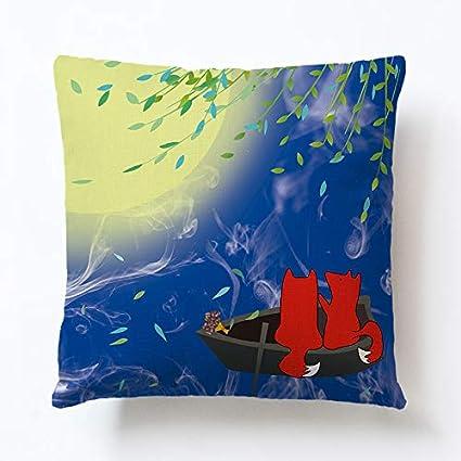 Almohada de Felpa de Halloween, cojín de sofá para Coche ...