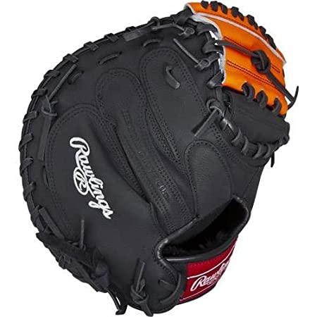 Rawlings Player Preferred First Base Mitt, Black 33 CM, Right Hand Throw