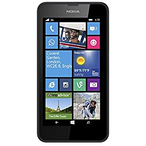 26% discount on Nokia Lumia 630 (Black, Dual SIM) for Rs. 9349 at Amazon. in, Nokia Lumia 630 at EMI from ICICI/ HDFC/ CITI bank