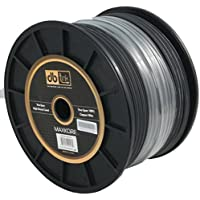 db Link MKSW16BK500 Speaker Wire 16 Gauge 500ft Black Soft Touch Consumer Electronics