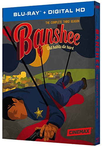 Blu-ray : Banshee: The Complete Third Season (Full Frame, Boxed Set, Digital Theater System, Dolby, AC-3)