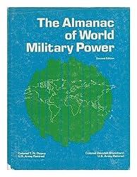 THE ALMANAC OF WORLD MILITARY POWER.