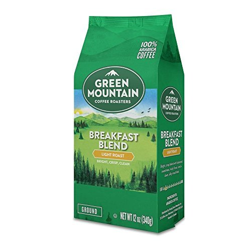 Green Mountain Coffee Breakfast Blend - Range (12 ounces)