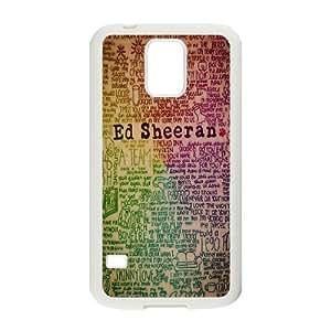 [H-DIY CASE] For SamSung Galaxy S4 Case -Ed Sheeran-CASE-16