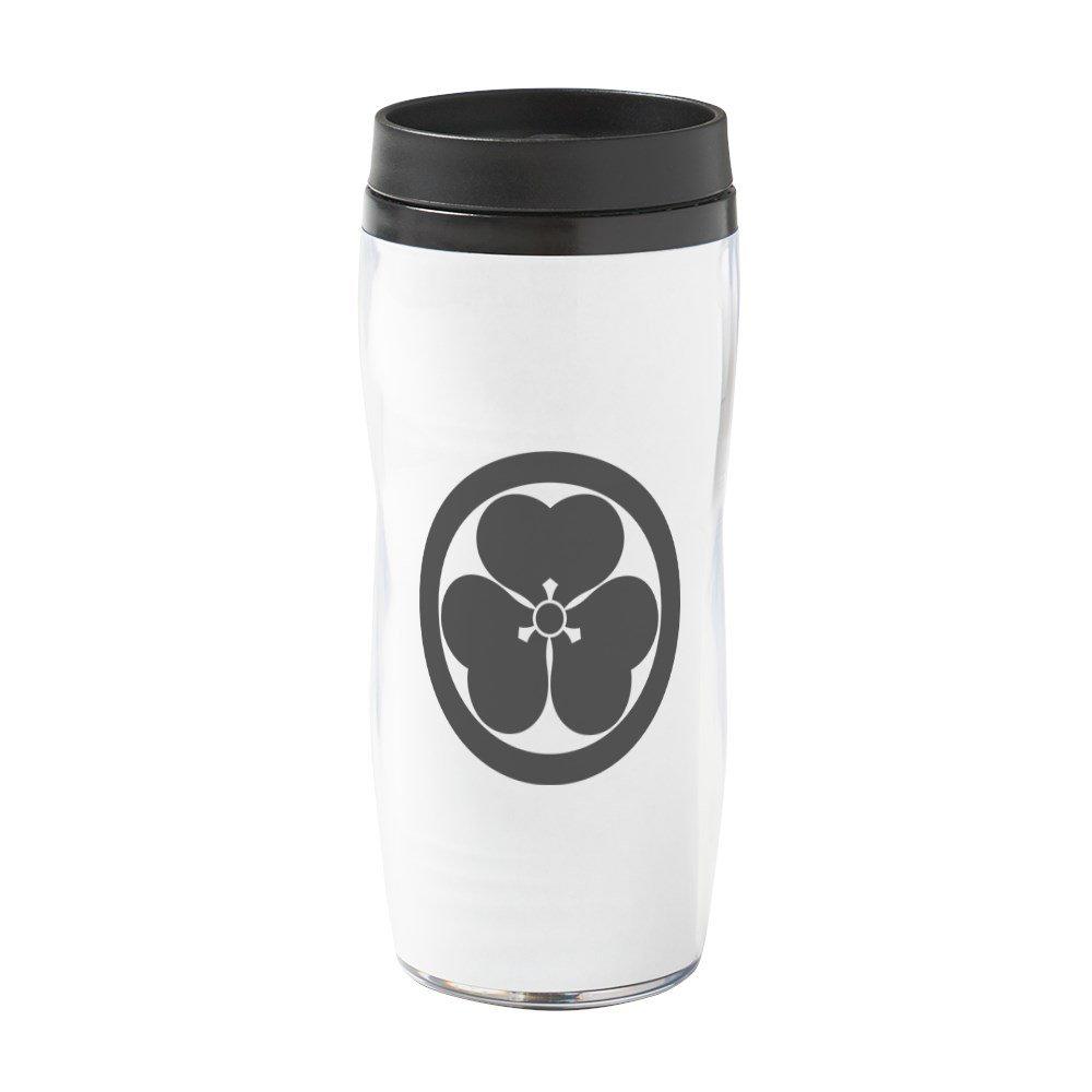 CafePress - Wood Sorrel In Circle - 16 oz Travel Mug