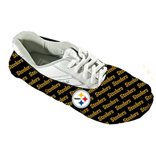 KR Strikeforce NFL Shoe Covers Pittsburgh Steelers, Multi by KR