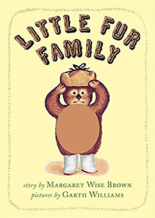 book cover of Little Fur Family