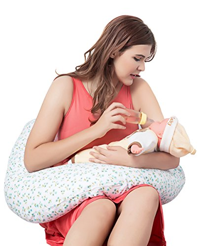 Newborn Nursing Pillow Breast Bottle Feeding Positioner with
