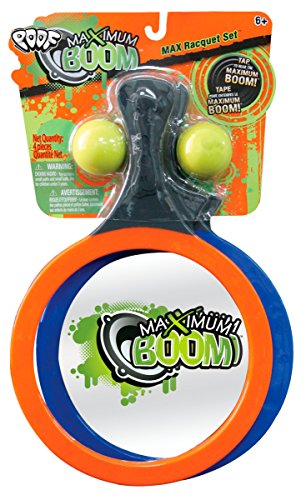 (POOF Max Racquet Ball Set)
