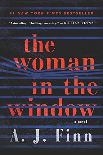 The Woman in the Window: A Novel cover
