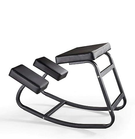 Amazon.com: YCQCZW Silla de sentadilla plegable de acero ...