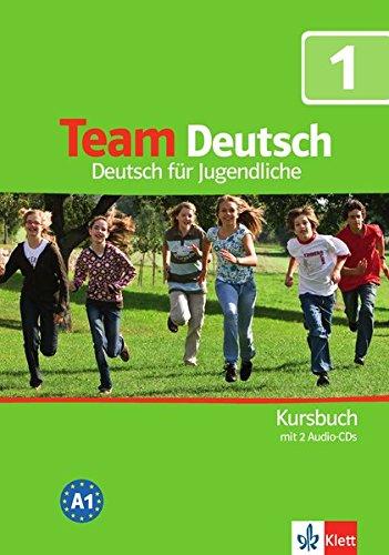 Team Deutsch: Kursbuch 1 MIT 2 Audio-Cds (German Edition)