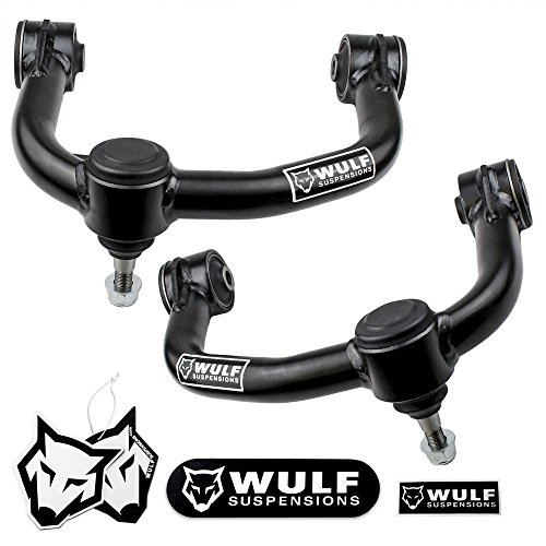WULF 2004-2018 Ford F150 Front Upper Control Arms for 2