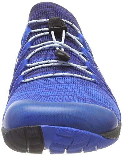 J77696 Blue Merrell Blue Damen Blau Sport Hallenschuhe Sport 5nz1n