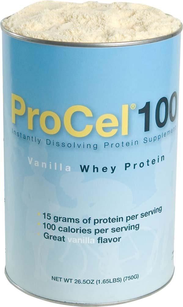 ProCel 100 Vanilla Case (6 cans)