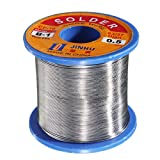 QOJA 300g 0.5mm soldeing wire welding wire 63/37 tin lead 2.0%