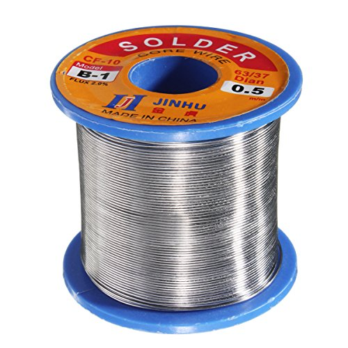 QOJA 300g 0.5mm soldeing wire welding wire 63/37 tin lead 2.0% by QOJA