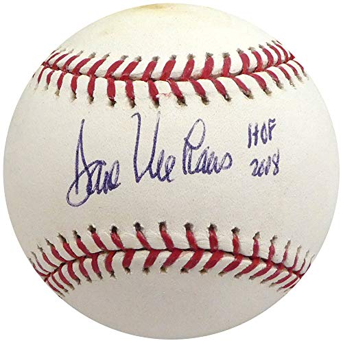 Dave Niehaus Autographed Signed Memorabilia Official MLB Baseball Seattle Mariners Hof 2008 - Beckett Authentic