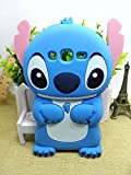 3 d phone cases galaxy s3 - Galaxy S3 Case Cover ,Stingna 3D Cute Blue Animal Soft Silicone Case Cover For Samsung Galaxy S3 I9300 + Free Gift (S3)