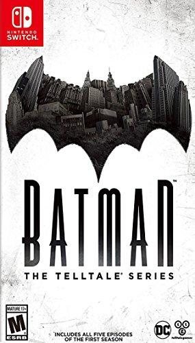 Batman: Telltale Series Season 1 (All Call Of Duty Games In Order)