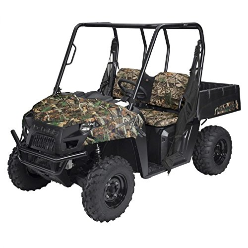 Classic Accessories UTV Seat Covers-Next Vista G1-Polaris Ranger '02-'08 -