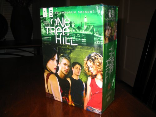 One Tree Hill The Complete Seasons 1-5 (All 9 Seasons One Tree Hill)