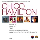 Chico Hamilton - Complete Recordings on Black Saint & Soul Note