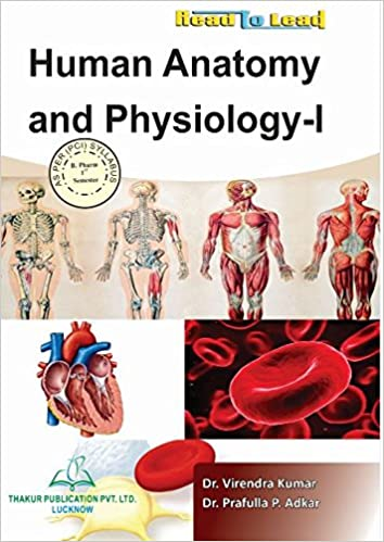 Amazon.in: Buy Human Anatomy and Physiology-I Book Online at Low ...
