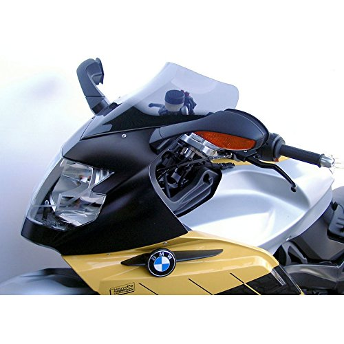 Mra Windshield Spoilerscreen (MRA SpoilerScreen Windshield for BMW K1200S, '05- (CLEAR))