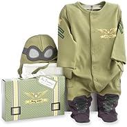Baby Aspen Baby Boys Big Dreamzzz Layette Set & Gift