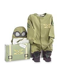 Baby Aspen Big Dreamzzz Baby Pilot Layette Set, 0-6 Months, 2-Piece