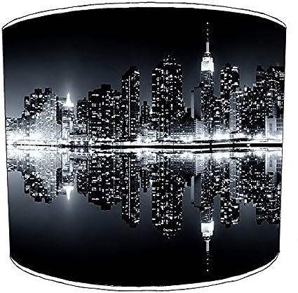 Premier Lighting 8 inch Manhattan New York Abat-jour6 pour Un plafonnier