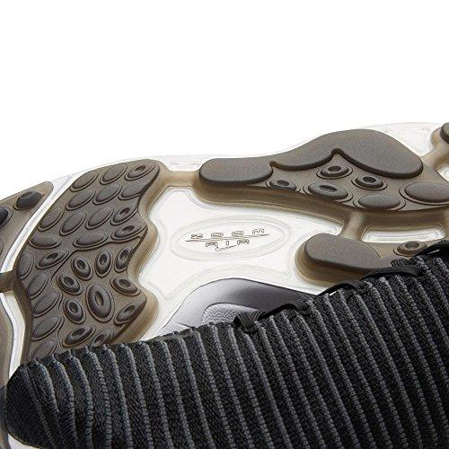 Nike Zoom Mercurial Flyknit, Dunkelgrau / Wolfgrau / Anthrazit Tiefes Königsblau