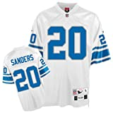 Reebok Detroit Lions Barry Sanders Youth Retired Legend Premier Jersey Large