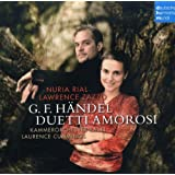 Haendel - Duetti amorosi / Rial, Zazzo, KammerorchesterBasel, Cummings