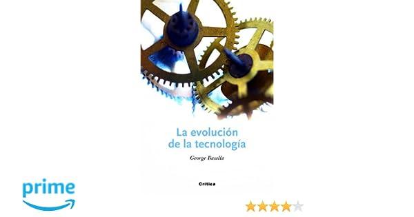 La evolución de la tecnología (Drakontos): Amazon.es: George Basalla, Jorge Vigil: Libros