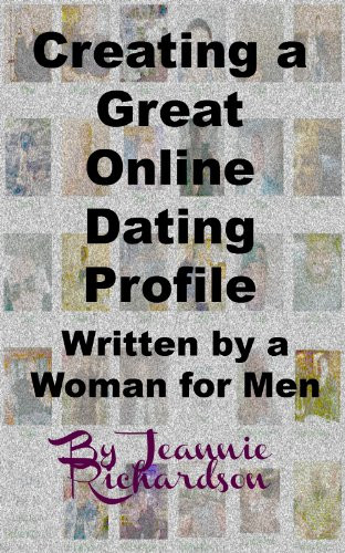 Creating an online dating profile