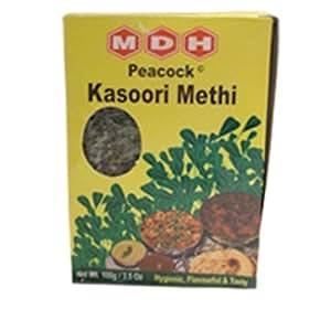 MDH Peacock Kasoori Methi 0.8 Oz