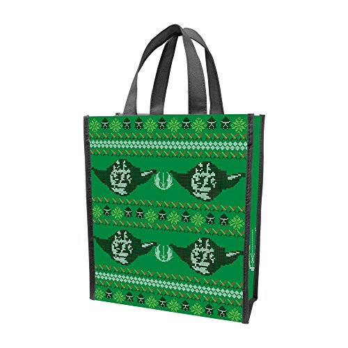 VANDOR 99673 Star Wars Ugly Sweater Recycled Shopper Tote...