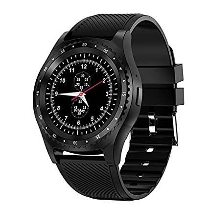 Amazon.com: TOOGOO L9 Smartwatch with Camera Bluetooth ...