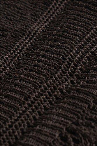 Nouveaux Grande Bol tricot Taille Femmes long rRwqSrv