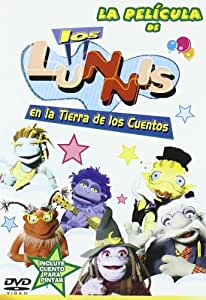 Los Lunnis En La Tierra De Los Cuentos [DVD]: Amazon.es