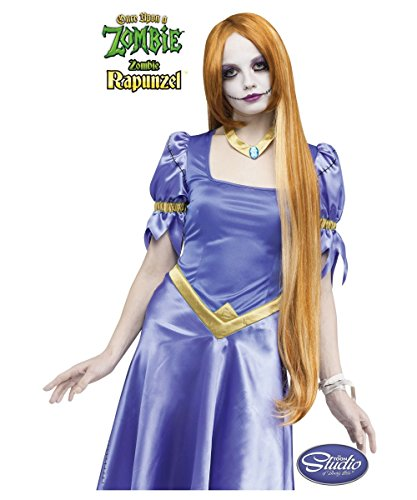 Once Upon a Zombie Rapunzel Wig