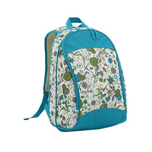 5pcs/set Diaper Backpack (Khaki)