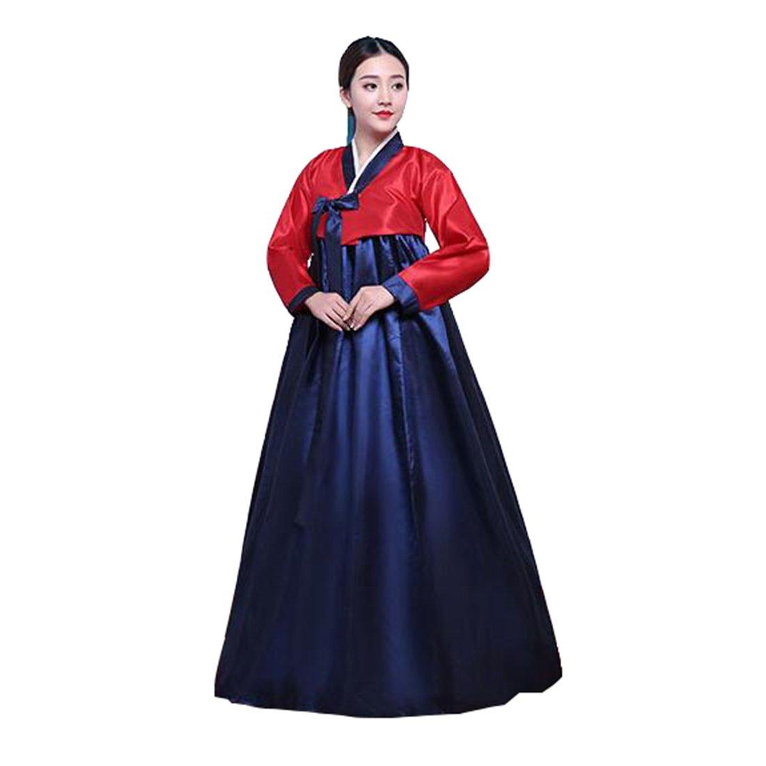 Ez-sofei Women's Fashion V Neck Pagoda Sleeve Back Zipper Short T-Shirts Liansheng KBK012-RRDB-L