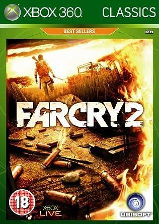 Far Cry 2 - Classics Edition (Xbox 360) [Importación inglesa ...